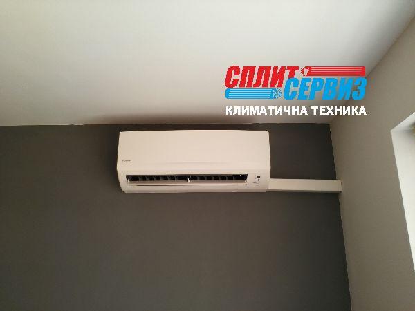 монтаж климатик Варна