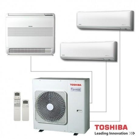 Toshiba RAS-3M26S3AV-E външно тяло за мултисплит