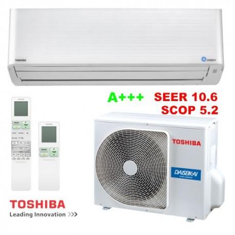 Климатик Toshiba Super Daiseikai 9 RAS-10PKVPG-E / RAS-10PAVPG-E