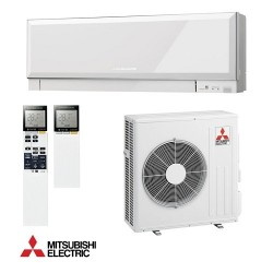 mitsubishi electric msz-ef-white