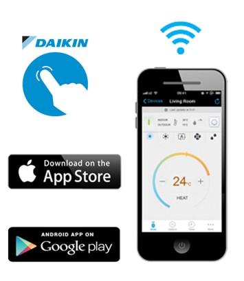 daikin-comfora-wifi-controler