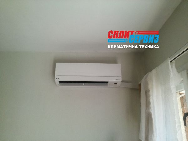 Монтаж на климатик Toshiba