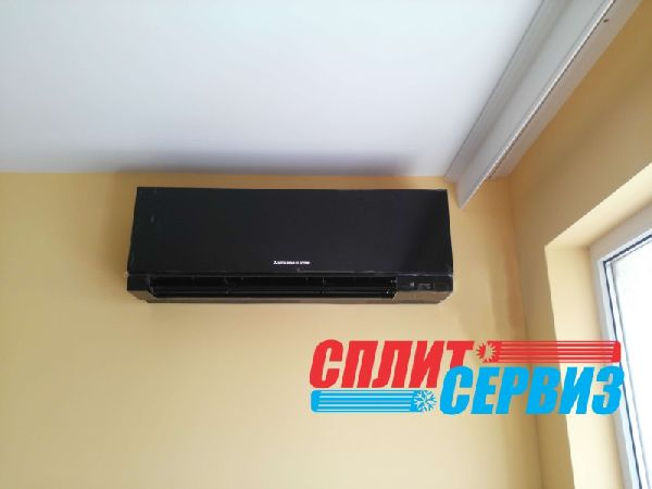 Монтаж на климатик Mitsubishi Electric MSZ-EF25VE2 / MUZ-EF25VE