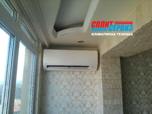 Монтаж на климатик Daikin FTXS35K