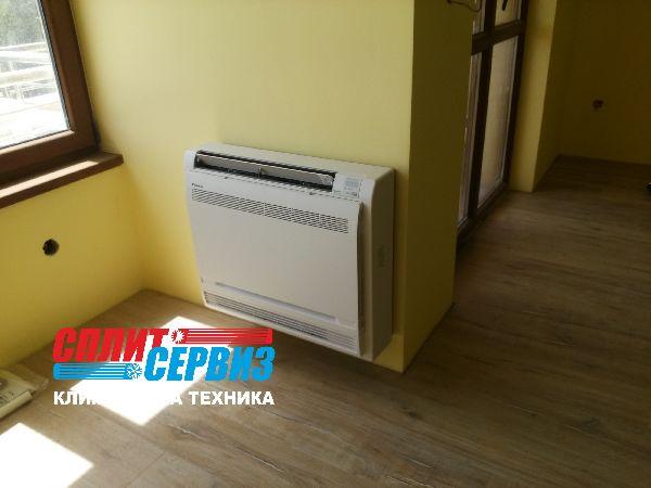 монтаж климатик Daikin FVXS50F Варна