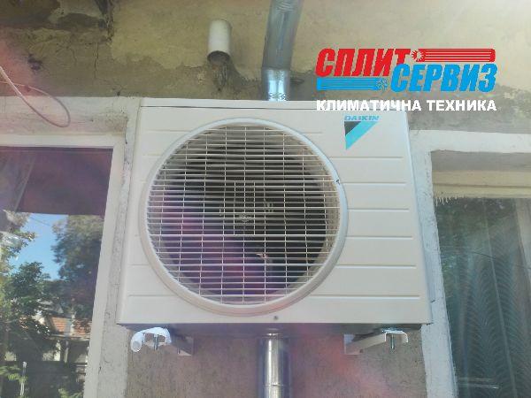 монтаж на климатик Дайкин RXB35C