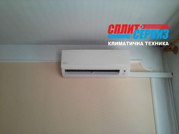 монтаж на климатик Daikin FTXB
